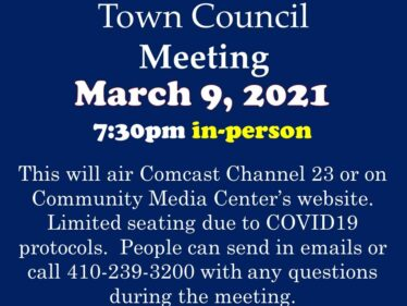 03-9-21 council meeting in-person