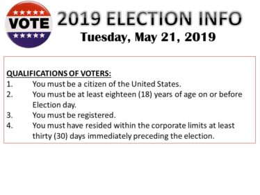 2019 ELECTION page 2