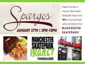 MSP Spargo's fundraiser for website