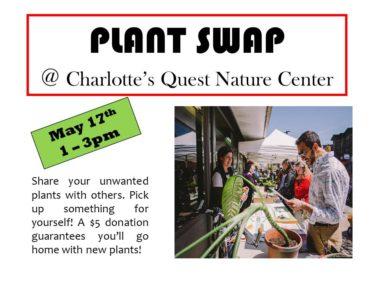 PLANT SWAP 5-17-20