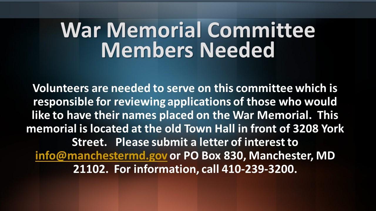 War-Memorial-Committee