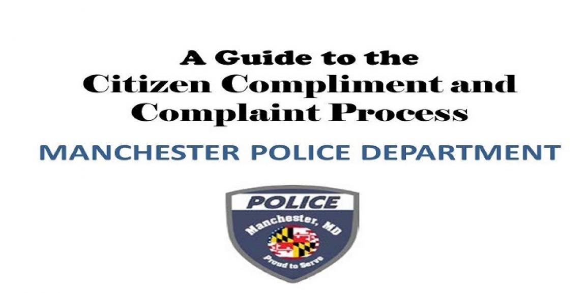 Citizen Compliment or Complaint Form