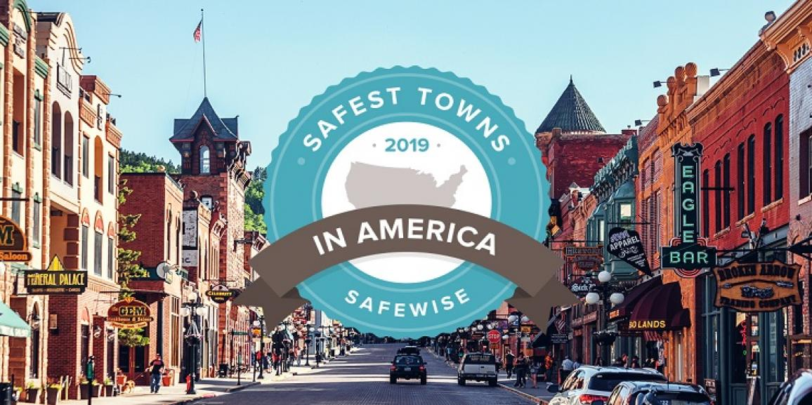 #1 SAFEST CITY AGAIN